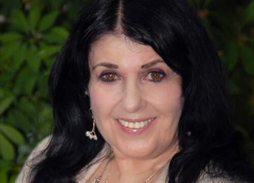 Author - Joan Jutta Lachkar