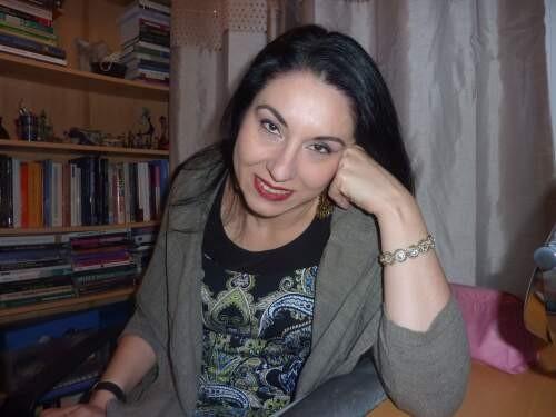Author - Rodanthi  Tzanelli