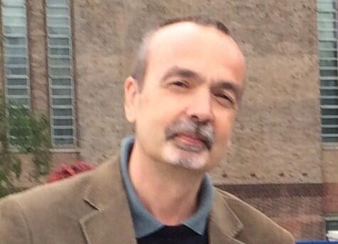 Author - Antony  Lamb