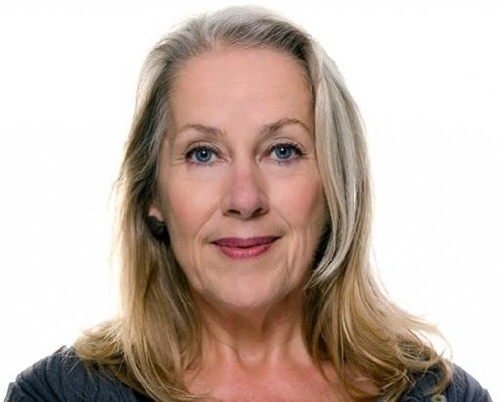 Author - Gerrie  Hughes
