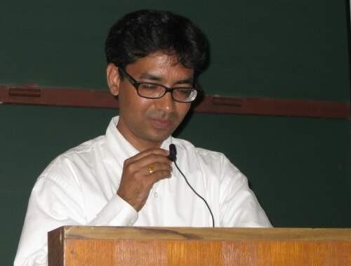 Author - B.S.  Daya Sagar