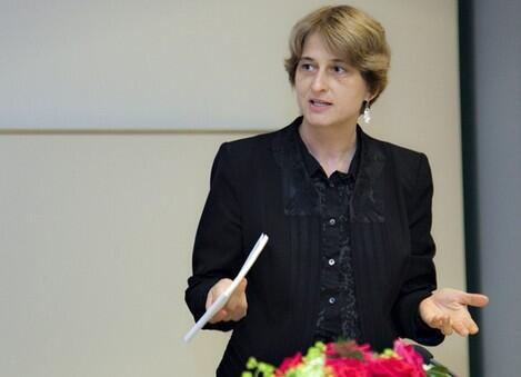 Libora  Oates-Indruchova Author of Evaluating Organization Development