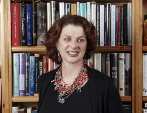 Author - Daniela F. Sieff