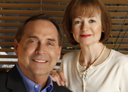 Author - Nancy and Jim  Petro