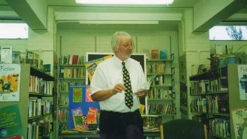 Author - John  Foster