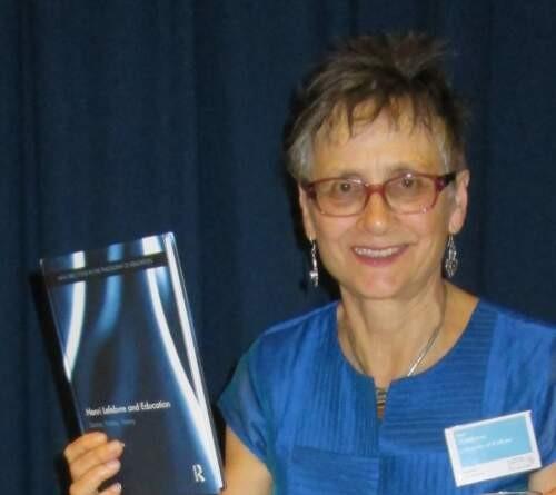 Author - Sue Christina Middleton