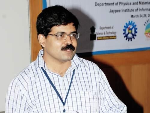 Author - Anirban  Pathak