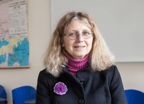 Author - Susannah  Verney