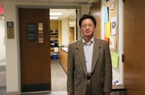 Author - Liwei  Jiao