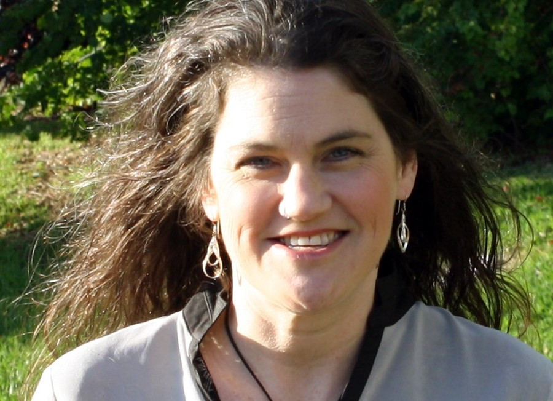 Author - Jill  McCracken