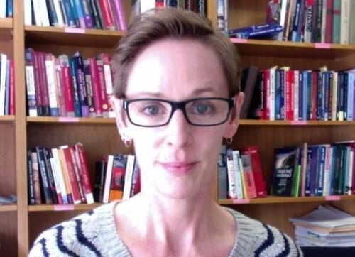 Author - Sarah  Maddison