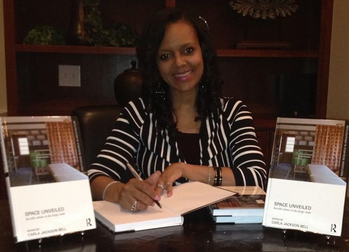 Author - Carla  Jackson Bell