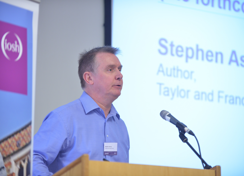 Author - Stephen  Asbury