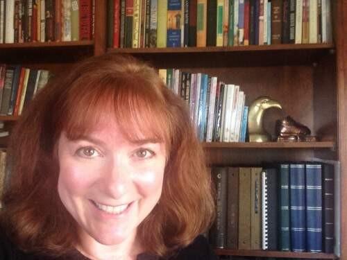 Author - Sallie  Ketcham