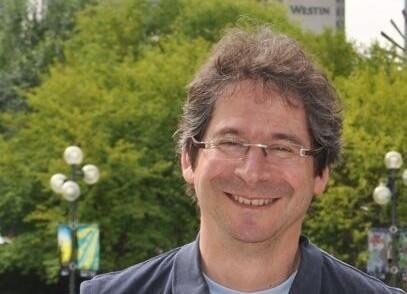 Author - Paul M Heywood