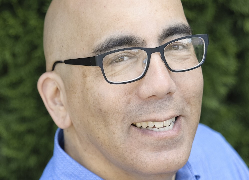 Author - Gordon C. Nagayama Hall