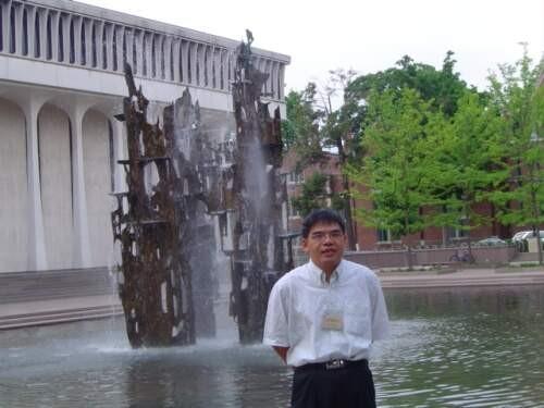 Jin-Ting  Zhang Author of Evaluating Organization Development