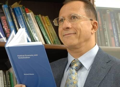 Author - Richard  Westra