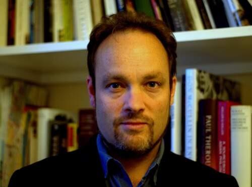 Author - Angus  Nicholls