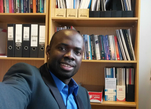 Alex  Opoku Author of Evaluating Organization Development