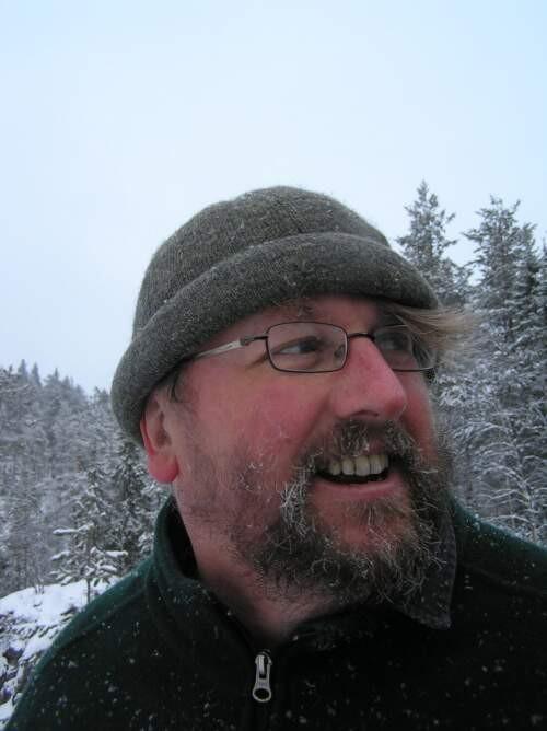 Author - C. Michael  Hall