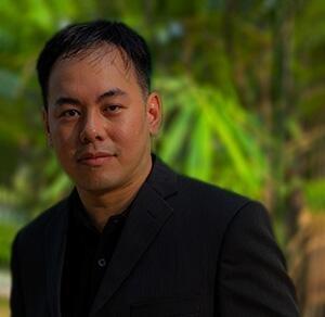 Author - Gabriyel  Wong