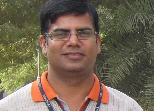 Author - Rajarshi Kumar Gaur