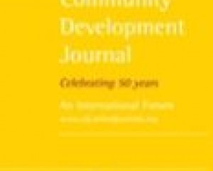 Community Development Journal