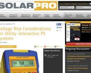 SolarPro Magazine