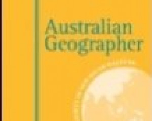 Australian Geographer 35(3), 301–15