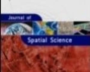 Journal of Spatial Science 49(1), 61–70.