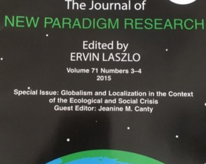 World Futures: The Journal of New Paradigm Research