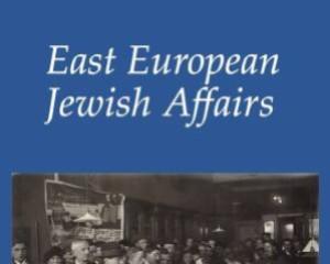 Journal East European Jewish Affairs,  volume 32, 2002 - Issue 1