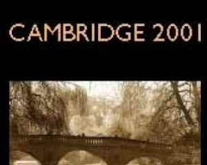 Cambridge 2001