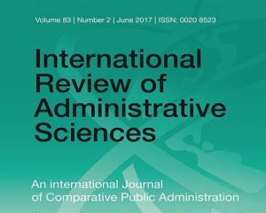 International Review of Administrative Sciences. 84, 3