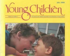 Young Children, Volume 55 #4