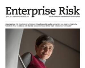 Enterprise Risk Magazine, Spring 2017 Issue
