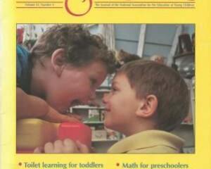 Young Children, Vol. 55 #4