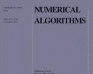 Numerical Algorithms April 2017, Volume 74, Issue 4, pp 1061–1082