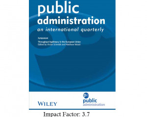 Public Administration, Wiley Blackwell