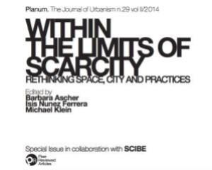 Planum The Journal of Urbanism n.29 vol II/2014