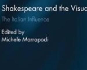 In _Shakespeare and the Visual Arts. The Italian Influence_, ed. M. Marrapodi, Abingdon-New York, Routledge, 2017, 178-9