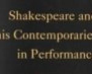 In _Shakespeare and His Contemporaries in Performance_, ed. E.J. Esche. Aldershot: Ashgate, 2000, 177-90