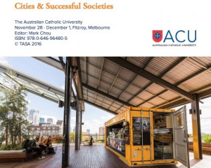 Proceedings of The Australian Sociological Association Conference