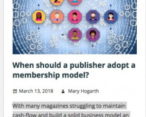 What's New In Publishing