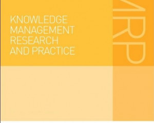 Knowledge Management Research & Practice 16(3), pp.327-342