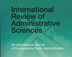 International Review of Administrative Sciences, 85(4), pp.743-762.
