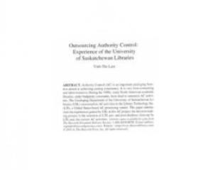 Cataloging & classification quarterly, v. 32, no. 4 (2001), 53-69
