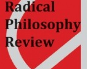 Radical Philosophy Review V. 20 N. 2, 2017