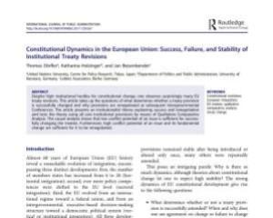International Journal of Public Administration